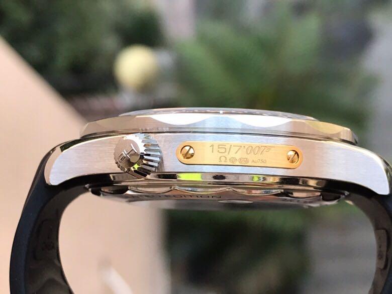 VS厂欧米茄海马300詹姆斯邦德限量版复刻表详细评测