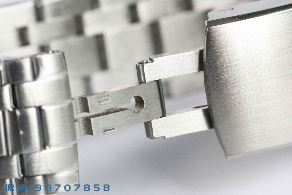 VS厂欧米茄新海马300M灰蓝面腕表评测-升级了什么地方