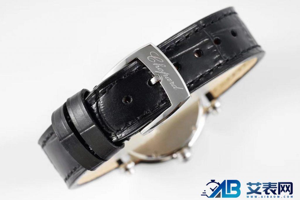 ZF厂萧邦快乐的钻石石英系列278509腕表评测-对比正品如何