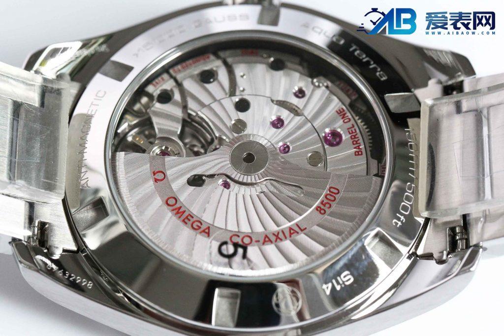 VS厂欧米茄海马150米231.10.42.21.06.001黑盘腕表做工如何