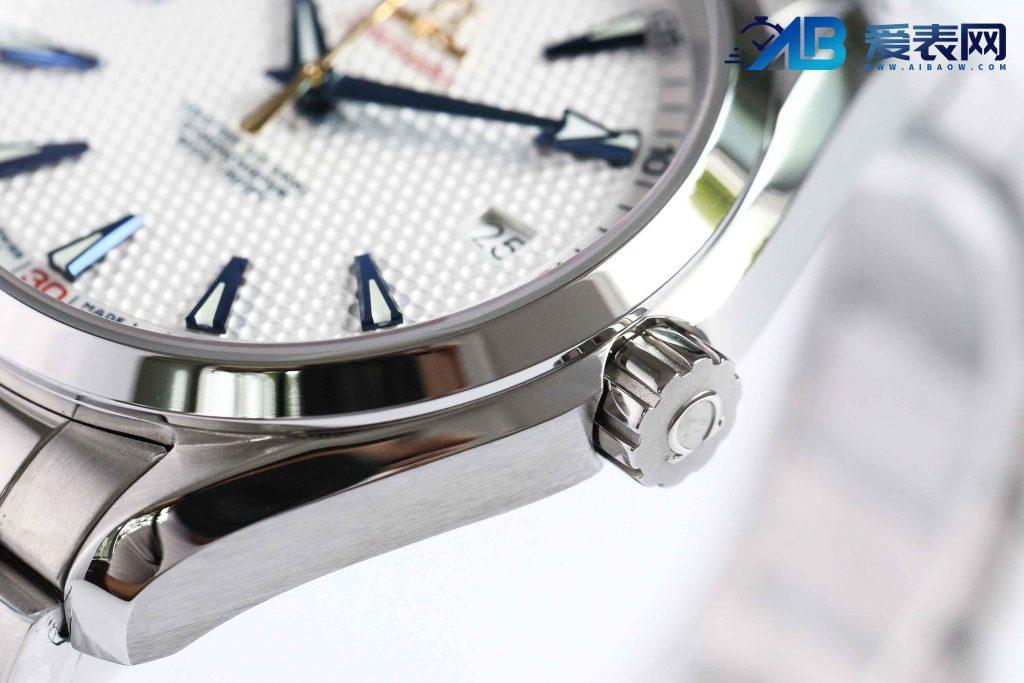 VS厂欧米茄海马150米金针队长莱德杯限量版腕表评测