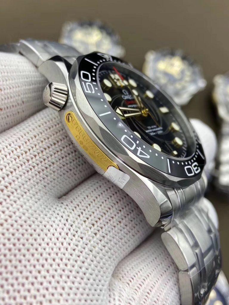 VS厂欧米茄海马300詹姆斯邦德腕表做工评测