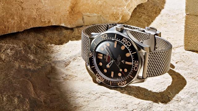 VS厂欧米茄海马007詹姆斯邦德钛金属复刻表新品评测