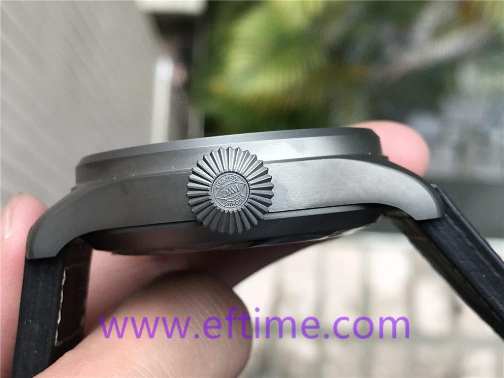 ZF厂万国陶瓷大飞IW502003复刻表V2版做工评测