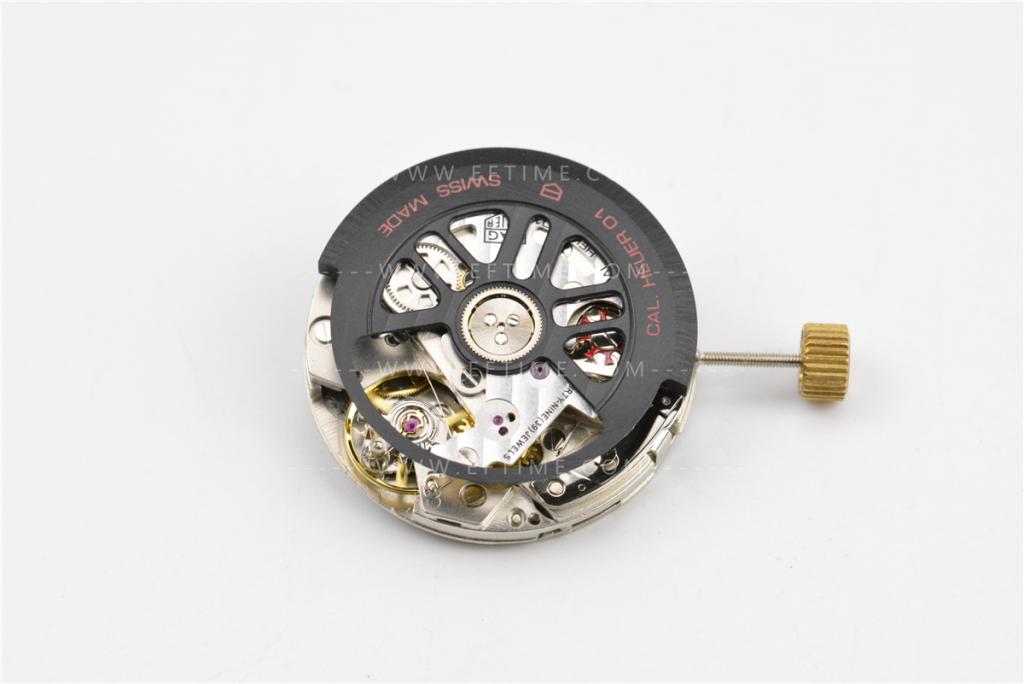 XF厂泰格豪雅卡莱拉01计时复刻表重磅推出