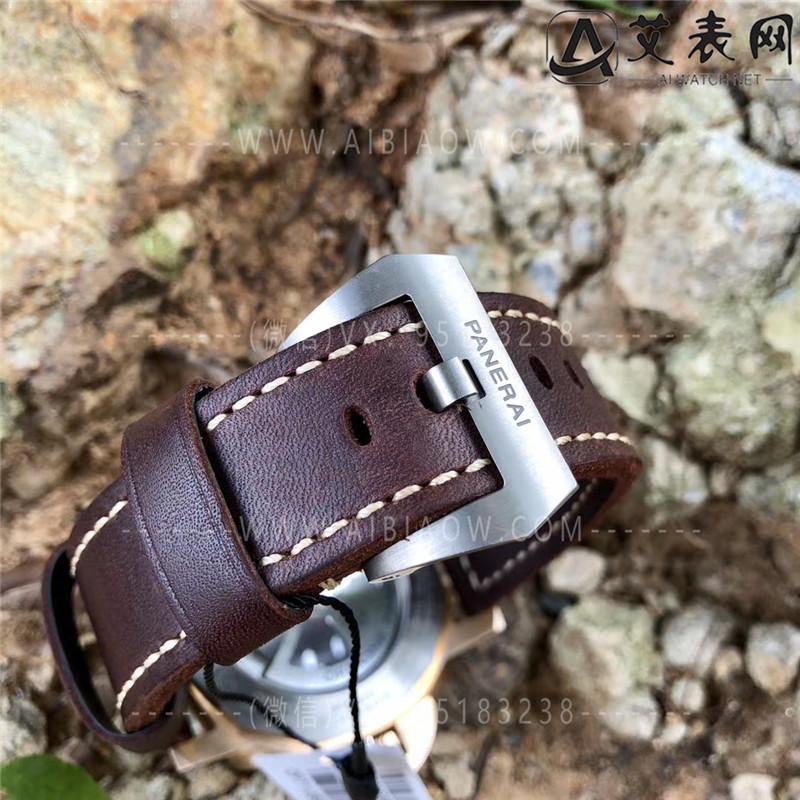 VS厂复刻沛纳海青铜968腕表评测-爆品热推