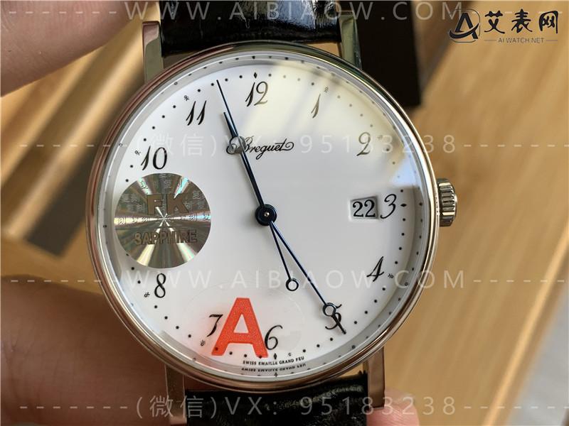 FK厂宝玑经典5177男士机械复刻表V3升级版评测