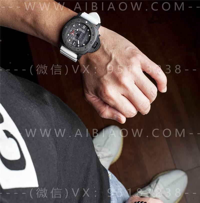 VS厂沛纳海pam1039碳纤维腕表值得入手吗