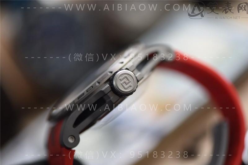BBR厂罗杰杜彼EXCALIBUR(王者系列)RDDBEX0479钛金属腕表评测