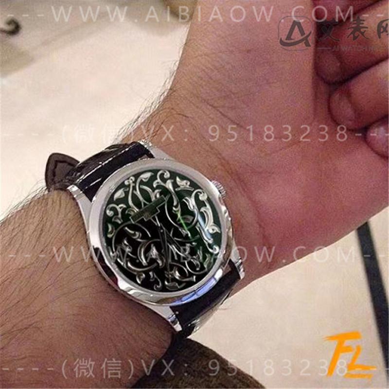 FL厂百达翡丽5088/100P系列雕花腕表评测