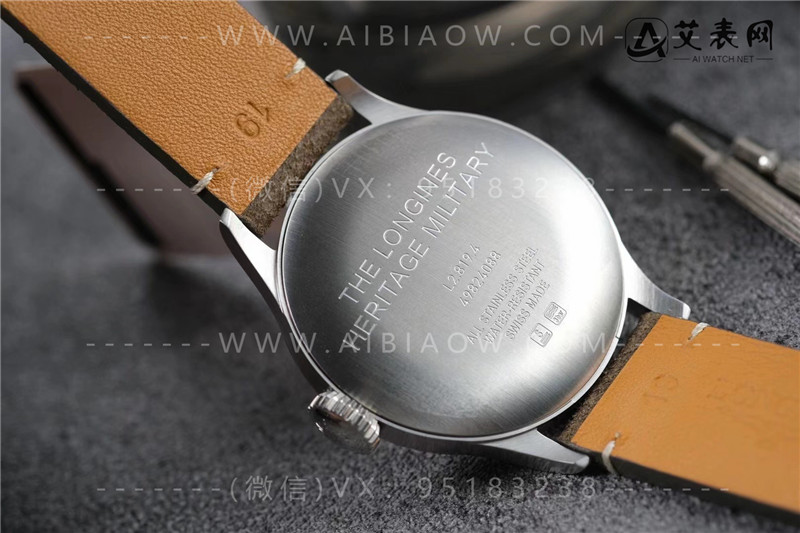 JA厂浪琴复古经典款小雀斑L2.819.4腕表评测