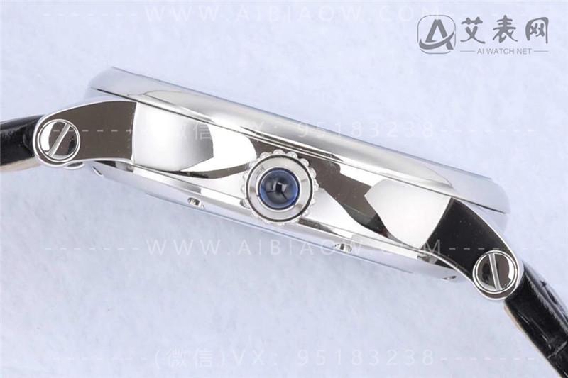 BBR厂卡地亚ROTONDE DE CARTER系列W1556216腕表评测