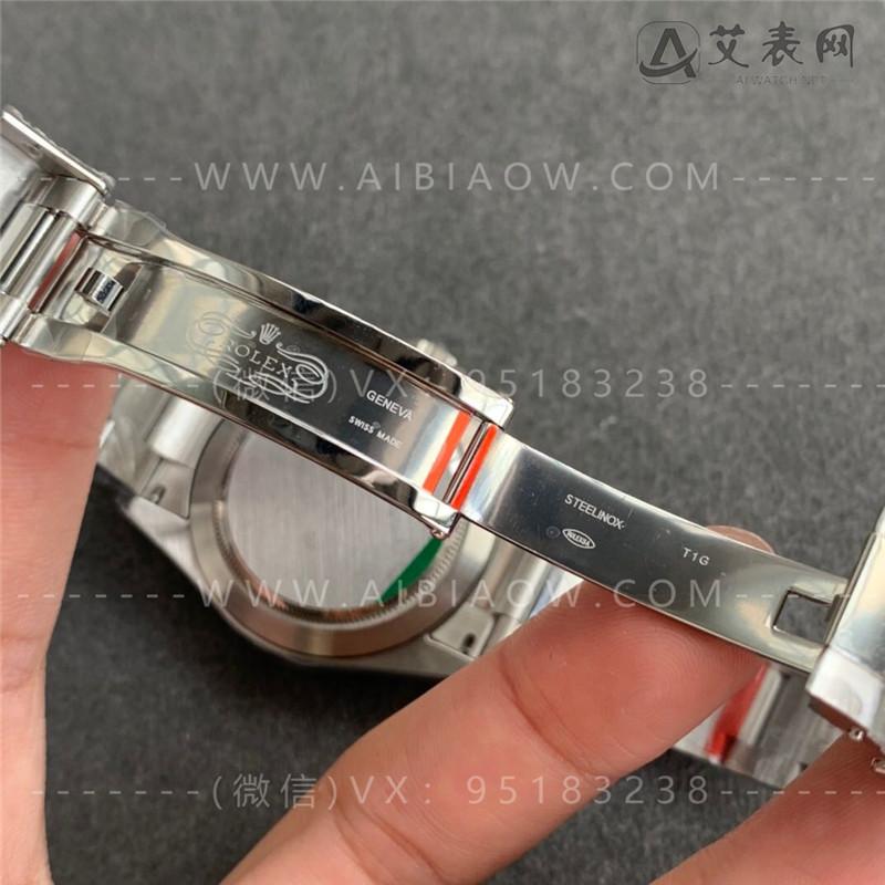 N厂劳力士4130迪通拿V4版M116500腕表评测