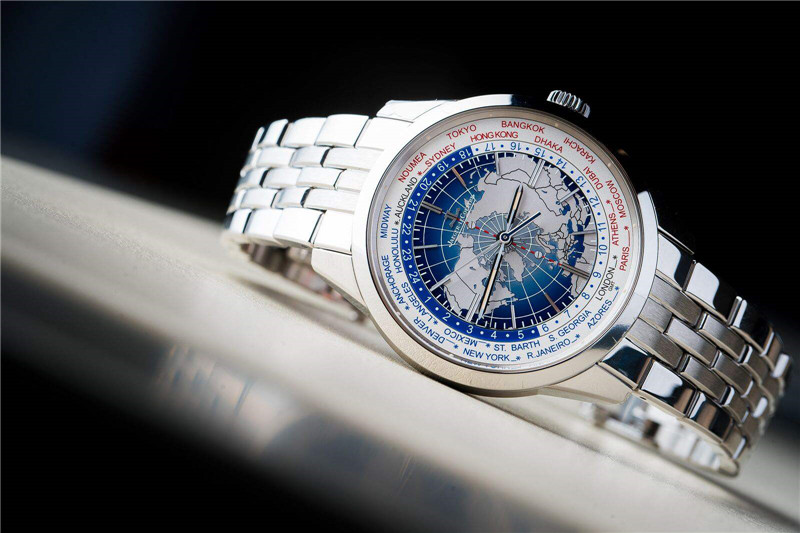 手表世界时和月相怎么调节