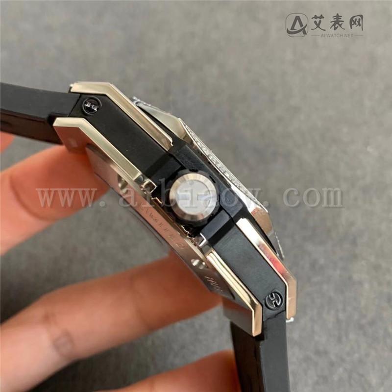 HB厂宇舶恒宝刺青BIG BANG系列镶钻版腕表评测