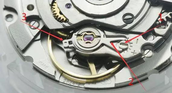 机械表快慢针有什么作用,怎么调校
